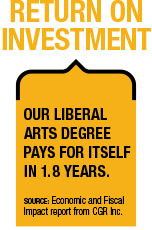 Excelsior College | Liberal Arts Degrees (Bachelor's)